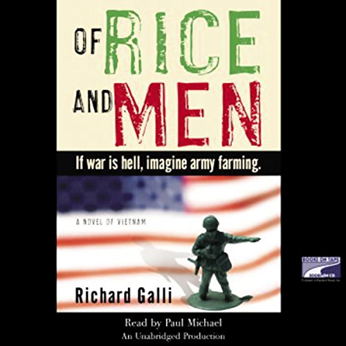 Of Rice and Men audiobook cover art