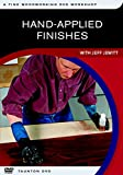 Hand-Applied Finishes (A Fine Woodworking DVD Workshop)