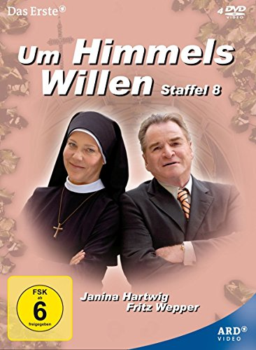 Um Himmels Willen - Staffel 8 (4 DVDs)