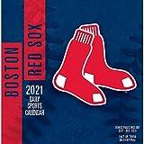 TURNER Sports Boston Red Sox 2021 Box Calendar (21998051397)