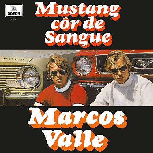 Marco Valle, LP Mustange Cor De Sangue Ou Corcel Cor De Mel- Série Clássicos Em Vinil [Disco de Vinil]