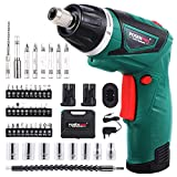 Best Cordless Screwdrivers - POSENPRO 9N.m Cordless Electric Screwdriver-with 48 Accessories BMC Review
