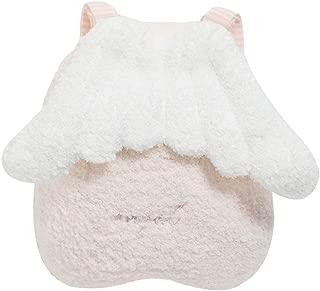 YOMORIO Lolita Cute Plush Backpack Angel Wings Schoolbag 3D Animal Shoulder Bag for Adult Kids