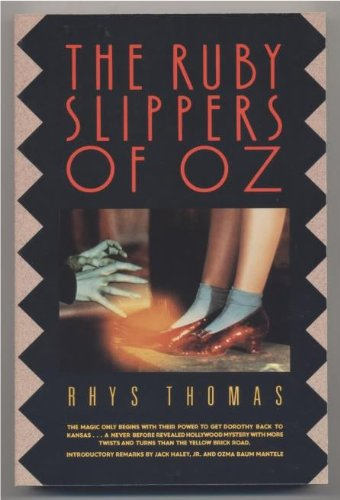 The Ruby Slippers of Oz
