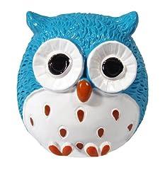 Owl Lip Balm Blue