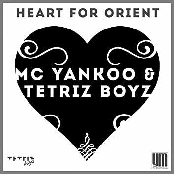 Heart for Orient (feat. Tetriz Boyz)