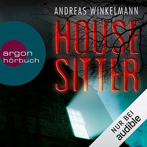Housesitter audiobook cover art