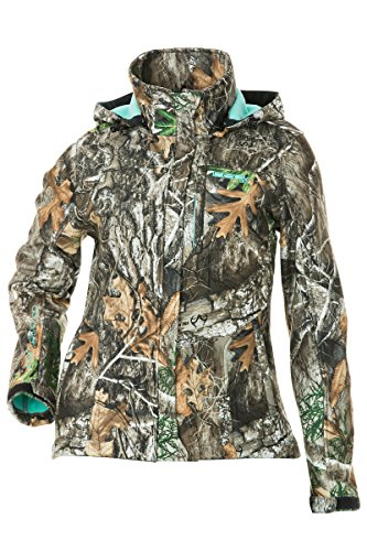 DSG Outerwear Women's Ava Hunting Jacket with Realtree Camo Edge (5XL)