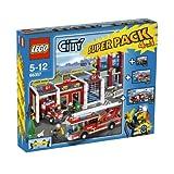 LEGO City 66357 - Parque de Bomberos (Juego 4 en 1)