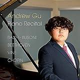 Piano Recital: Bach, Busoni, Beethoven, Vine, Chopin