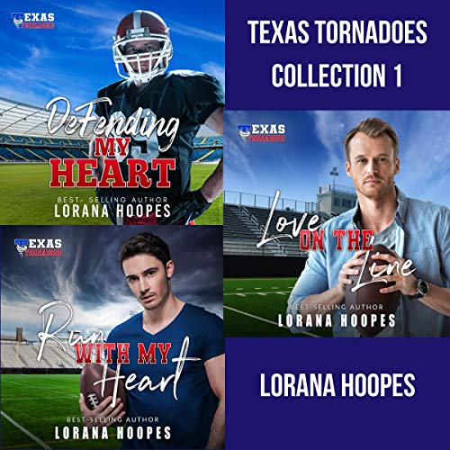 Texas Tornadoes Collection 1  By  cover art