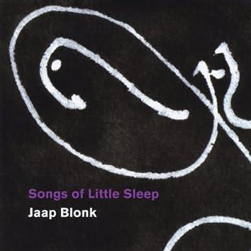 Songs of Little Sleep