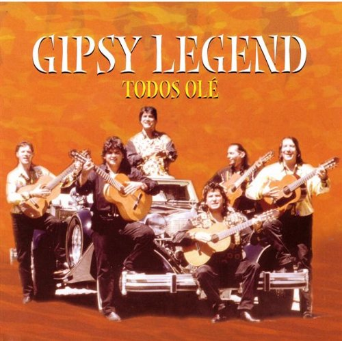 Todos Ole: Gipsy Legend: Amazon.es: Música