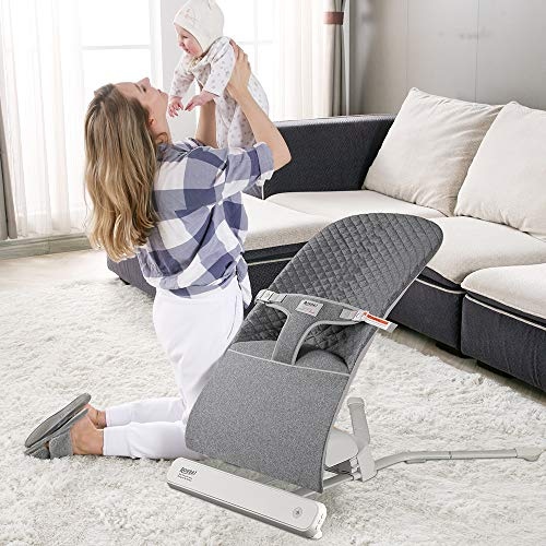 51d4PrBn4QL 10 Best Portable Baby Swings on the Market 2021 Review