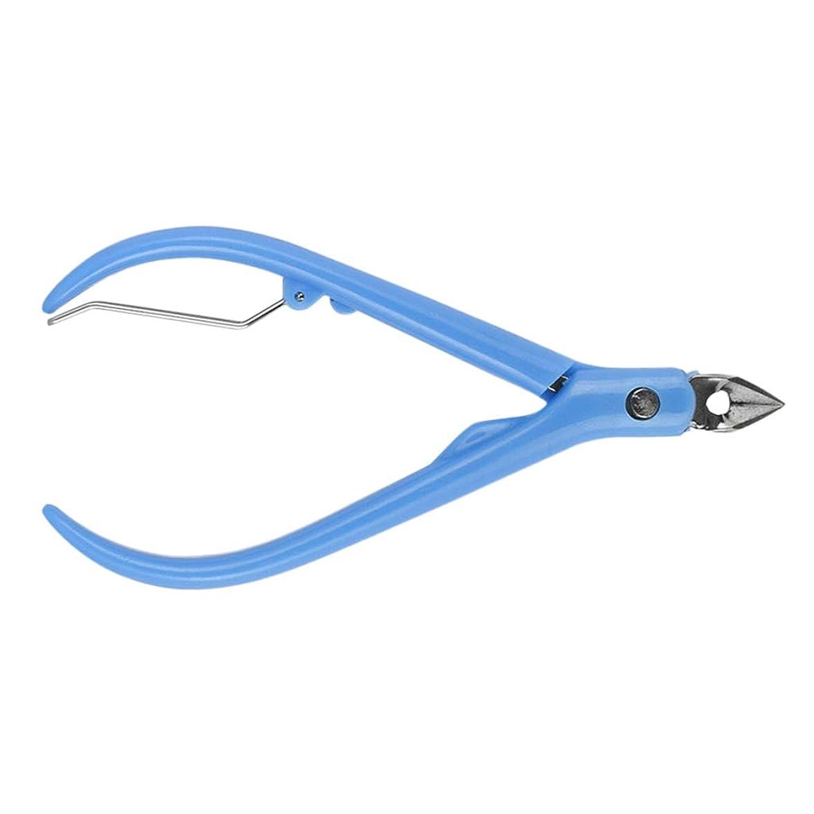 ディンカルビル考えた要旨SM SunniMix キューティクルニッパー 爪切り ネイルハサミ ネイルニッパー ケアツール ステンレス製