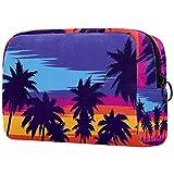 Bolsa para brochas de maquillaje personalizable, bolsa de aseo portátil para mujer, bolso cosmético, organizador de viaje, nube roja