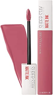 Maybelline New York SuperStay Matte Ink Liquid Lipstick, Lover, 0.17 fl. oz.