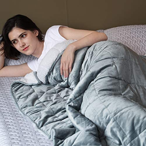 Top 10 Best queen weighted blanket good night sleep by sonno zona Reviews