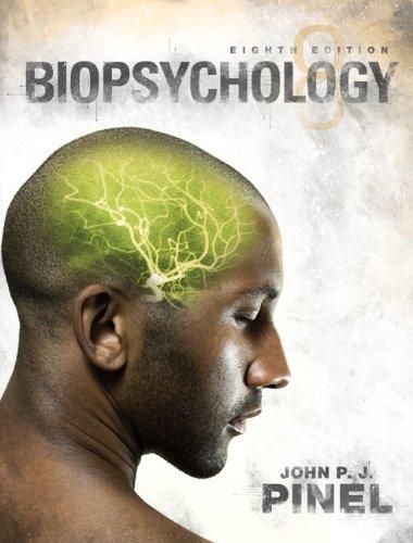 Biopsychology (8th Edition)