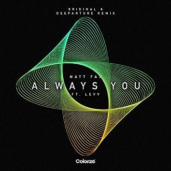 Always You (Deeparture Remix)