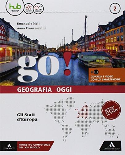Go! Per la Scuola media. Con e-book. Con espansione online. Con Libro: Atlante (Vol. 2)