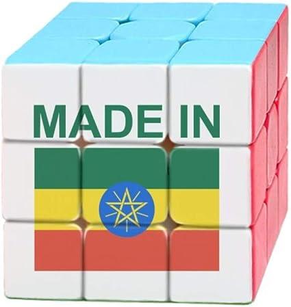 Magic Rubik Cube in Ethiopia