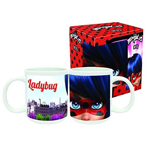 Taza Prodigiosa Ladybug ceramica City