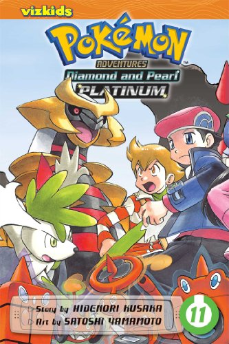 POKEMON ADV PLATINUM GN VOL 11