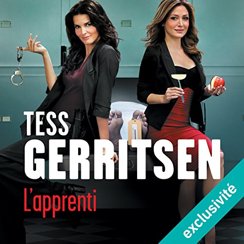 L'apprenti (Rizzoli et Isles 2) audiobook cover art