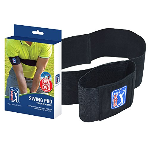 PGA Tour Swing Pro Golf Training Band - Blue