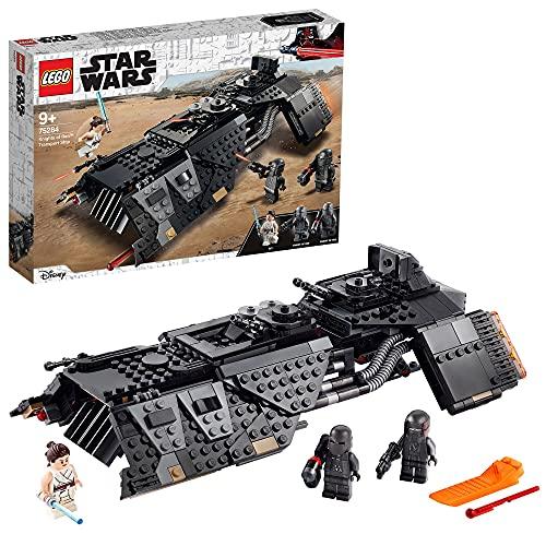 LEGO75284StarWarsNavedeTransportedelosCaballerosdeRENJugu...