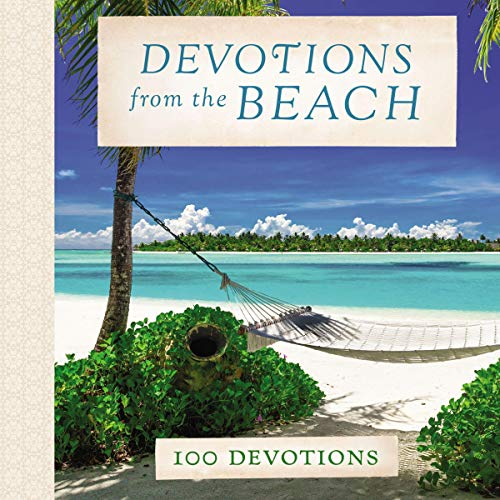 Devotions from the Beach cover art