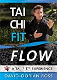Tai Chi Fit FLOW: Balance and Strength with David-Dorian Ross (YMAA Taijifit series) **BES...