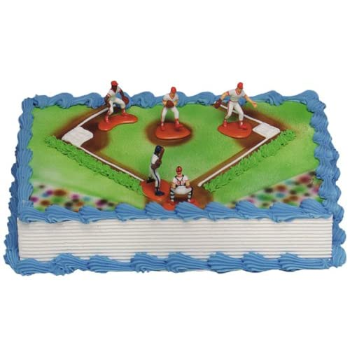 Wondrous Baseball Birthday Cake Amazon Com Funny Birthday Cards Online Fluifree Goldxyz