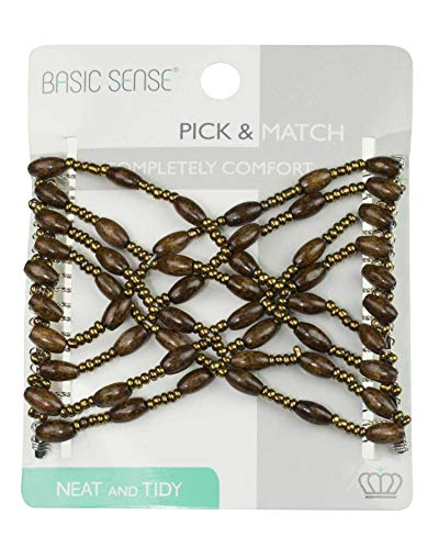 Magic Beads Double Women/Ladies Hair Clip Stretchy Hair...