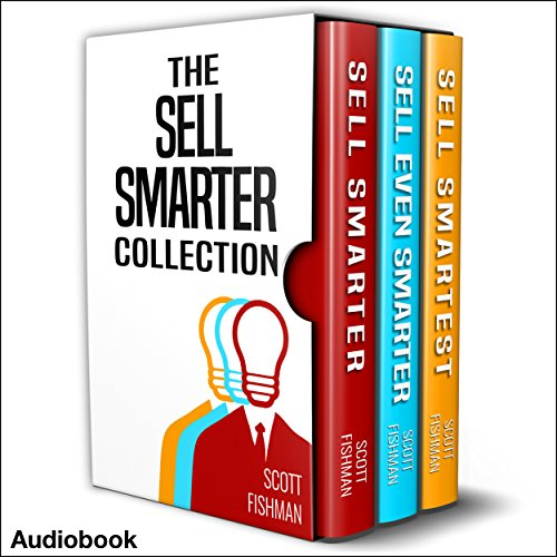 The Sell Smarter Collection audiobook cover art