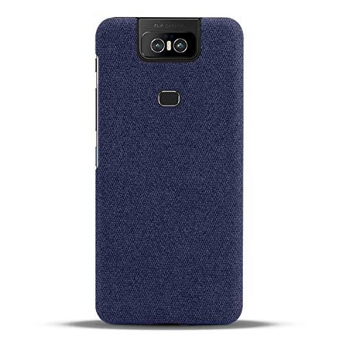 INSOLKIDON Compatibile con ASUS Zenfone 6 ZS630KL Custodia Indietro Conchiglia Protezione Creativo...