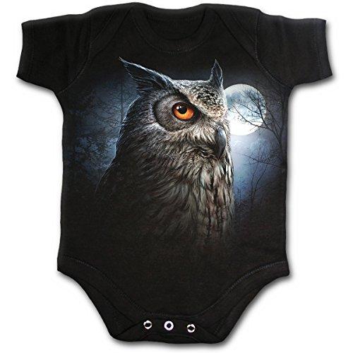 Spiral Body pour bébé Motion sage de la nuit Noir - XS