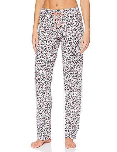 CALIDA Damen Favourites Dreams Hose 1 Pyjamaunterteil, Star White, 44-46