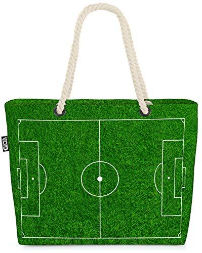 VOID Campos Deportivos Bolsa de Playa 58x38x16cm 23L Shopper Bolsa de Viaje Compras Beach Bag Bolso