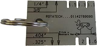 25,4/cm Genuine Chainsaw catena per motosega Stihl MS150/tc-e Rotatech x2/ MS150T /& MSA160T due