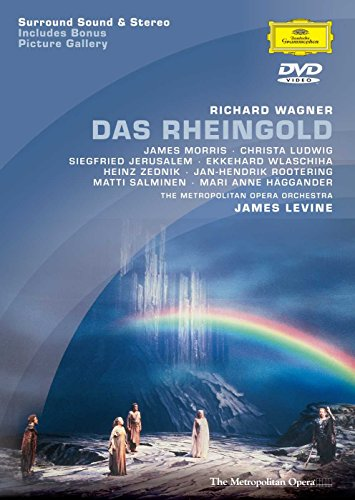 L'Or du Rhin [DVD]