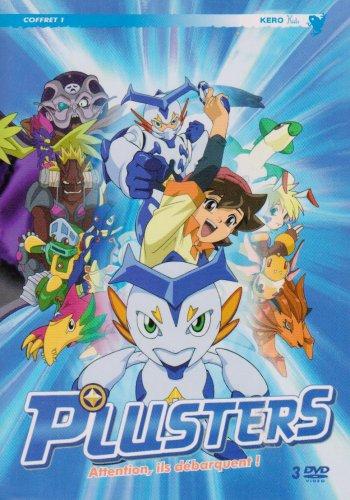 Plusters-Coffret 3 DVD