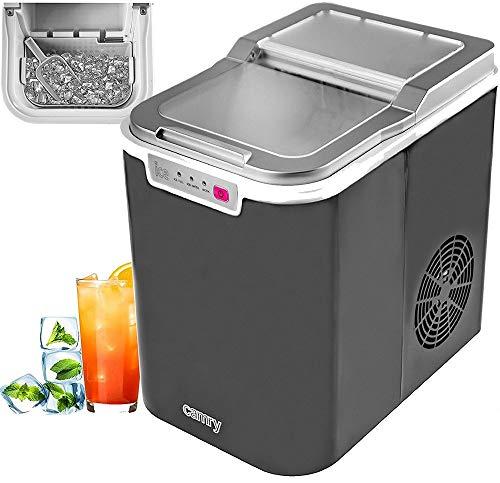Eiswürfelmaschine Ice Cube Maker Eismaschine | Eiswürfelbereiter | Ice Maker | 12 Kg Eiswürfel | Eiswürfel in nur 10 Minuten | 2,2 L