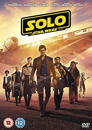 Solo: A Star Wars Story [UK Import]