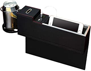 shanxima Car Crevice Storage Box Car Slot Car Seat Console GM Car Center Driving Position Multi