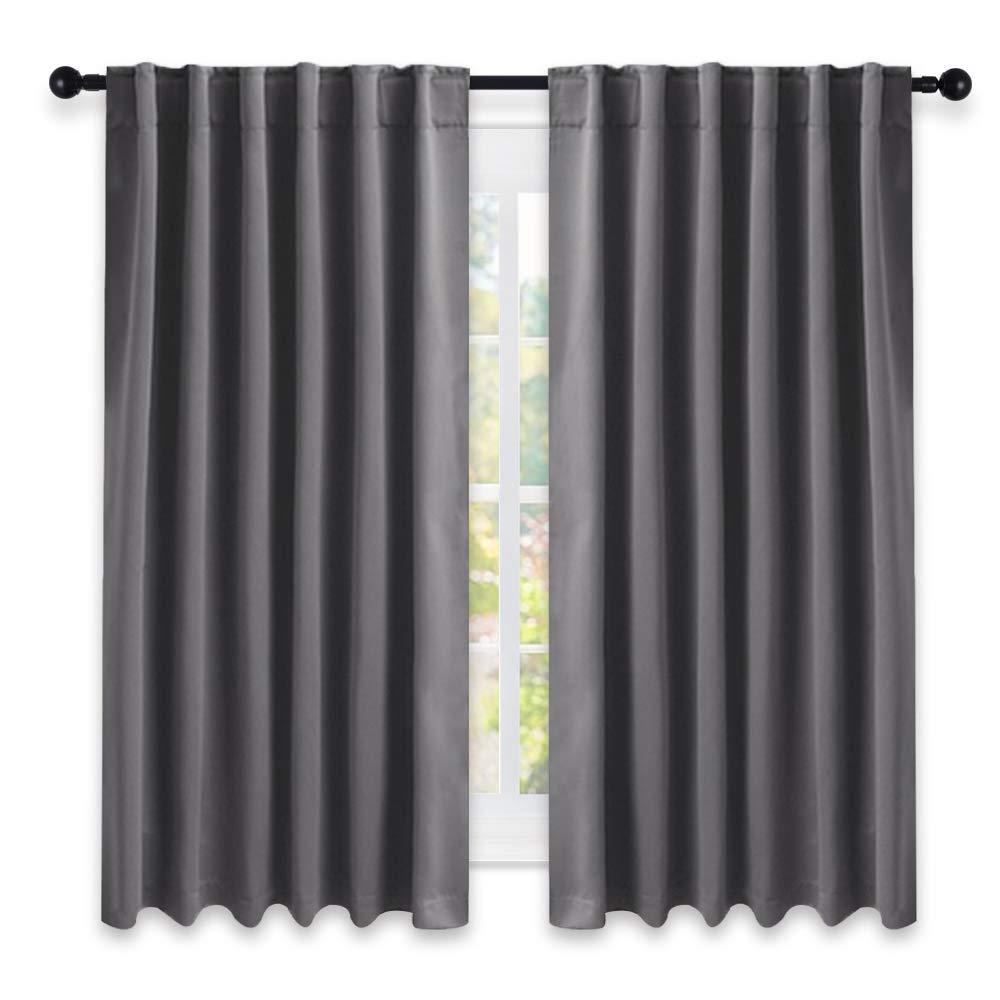 NICETOWN Blackout Curtain Panels Living