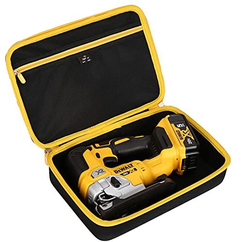 Aproca Hard Storage Travel Carrying Case for DEWALT 20V MAX XR Jig Saw (DCS334B)