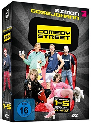 Staffel 1-5 (Special Collector's XL-Box, 6 DVDs)