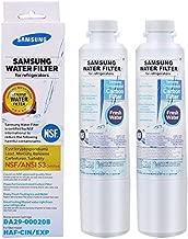 2 Pack Samsung DA29-00020B HAF-CIN/EXP Refrigerator Water Filter